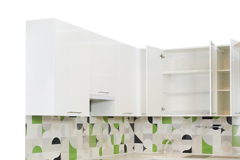 Шкаф кухонный Готовая кухня Ника Ирпень Буча. Модульный кухонный гарнитур Ирпень Буча Киев. Купить мебель на кухню, магазин мебельной мастерской SETTER
