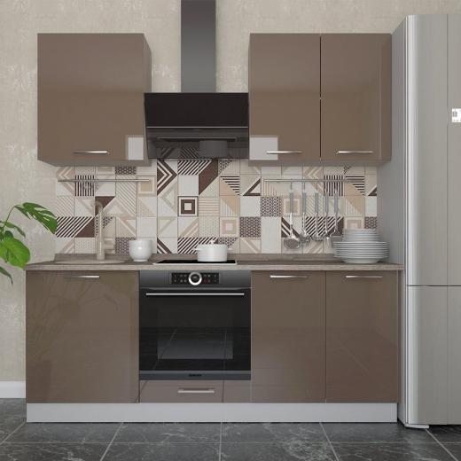 Готовая кухня Ника Ирпень Буча. Купить мебель на кухню, магазин мебельной мастерской SETTER