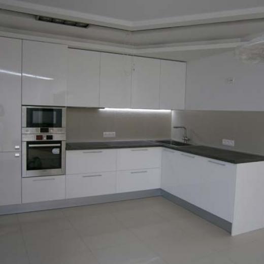 Пример. Готовая кухня на заказ Бровары. Выполненные работы