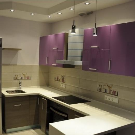Пример. Готовая кухня на заказ Бровары. Дизайнерская корпусная мебель SETTER