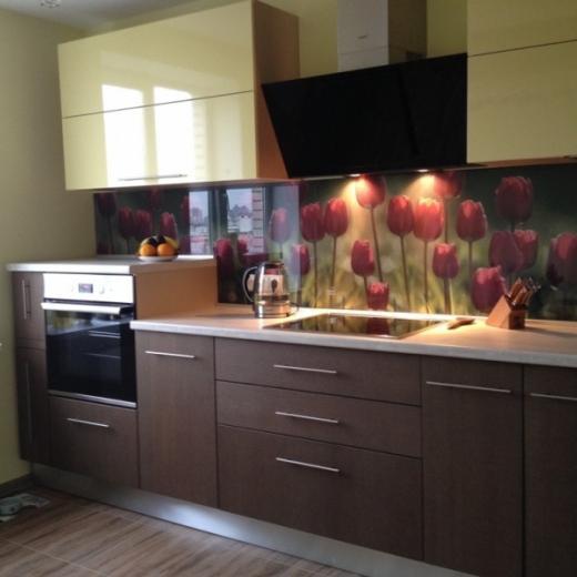 Пример. Готовая кухня на заказ Киев. Дизайнерская корпусная мебель SETTER