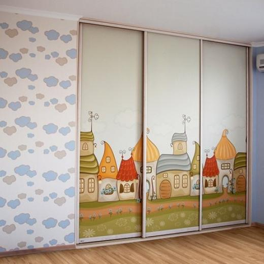 Пример. Готовые шкаф купе на заказ Киев. Выполненные работы