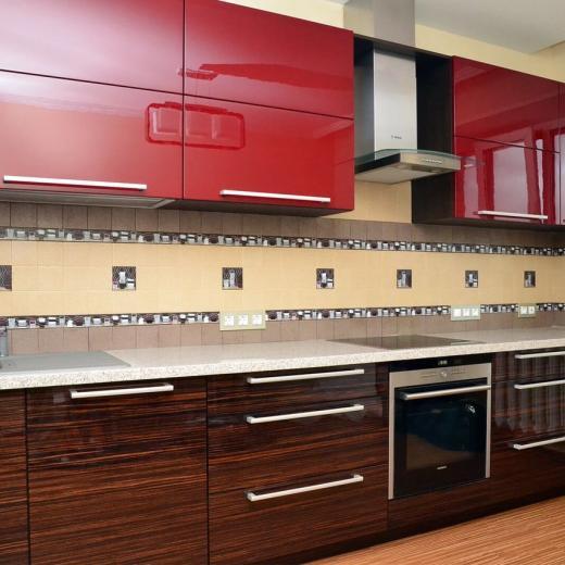 Пример. Готовая кухня на заказ Буча. Выполненные работы