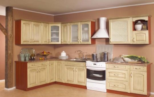 Угловые кухни на заказ Ирпень, Киев, Буча. Мебель SETTER