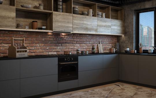 Кухня на заказ Киев. Изготовление кухни Ирпень, Буча, Ворзель, Гостомель