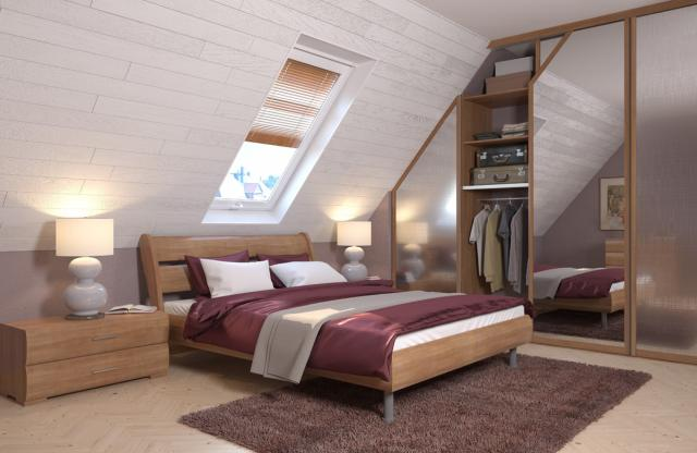 Изготовление спальни на заказ Ирпень, Буча, Киев, Бровары. Мебель SETTER