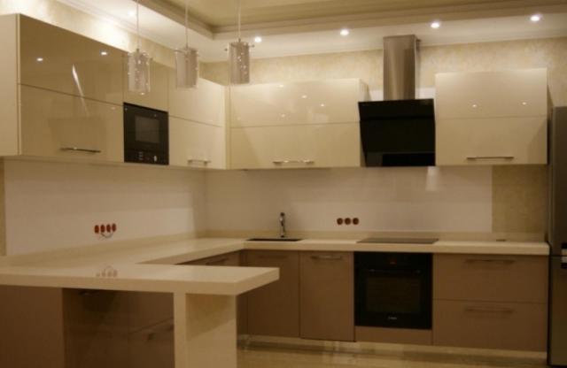 Пример. Готовая кухня на заказ Ирпень. Выполненные работы