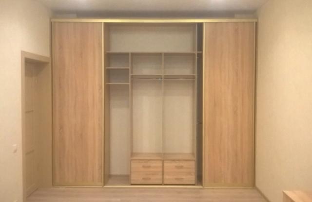 Пример. Готовые шкаф купе на заказ Ирпень. Выполненные работы